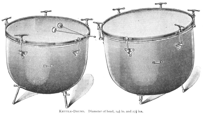 kettle drums